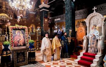 Ιερά Αγρυπνία επί τη συνάξει της Παναγίας της Γοργοεπηκόου στη Βέροια