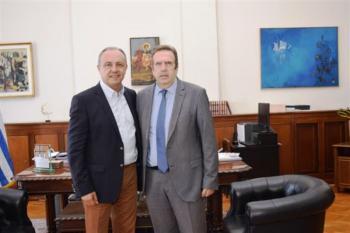 Θ. Καράογλου : «Έχουμε σχέδιο για την εμπορική ανάπτυξη της Μακεδονίας και της Θράκης»