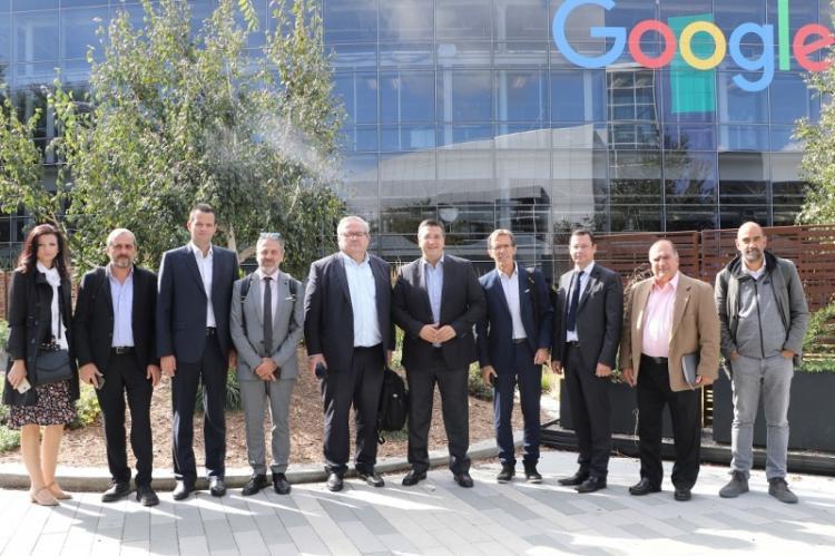 Πρόταση του Απ.Τζιτζικώστα στη Google να θεσπίσει ως Doodle της 26ης Οκτωβρίου το Λευκό Πύργο για την Απελευθέρωση της Θεσ/νίκης