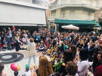 """Απολογισμός του """"VERIA thess puppet"""", 4 χρόνια Διεθνές Φεστιβάλ Κουκλοθέατρου & Παντομίμας της Βέροιας"""