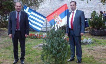 Επίσκεψη του Δημάρχου Βέροιας Κ. Βοργιαζίδη στην αδελφοποιημένη πόλη Ούζιτσε της Σερβίας