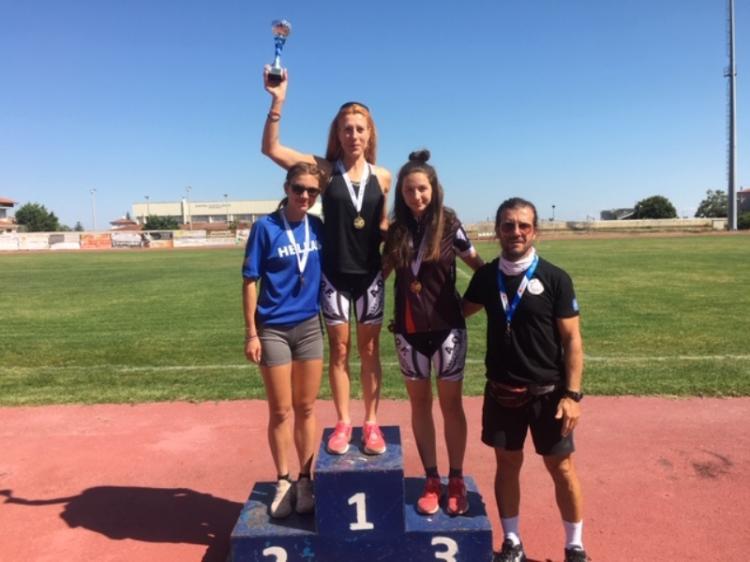 Διεθνής Αγώνας και Κύπελλο Ελλάδας Ρόλλερσκι : Αποτελέσματα αθλητών ΕΟΣ Νάουσας