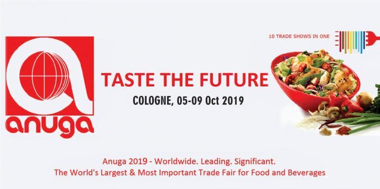 Η Π.Κ.Μ. συμμετέχει για δεύτερη φορά στη διεθνή έκθεση τροφίμων και ποτών ANUGA 2019 στην Κολωνία