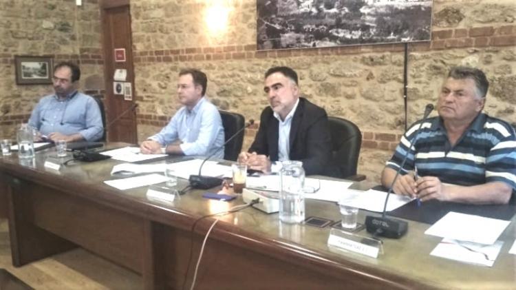 Με 32 θέματα ημερήσιας διάταξης συνεδριάζει τη Δευτάρα το Δημοτικό Συμβούλιο Βέροιας