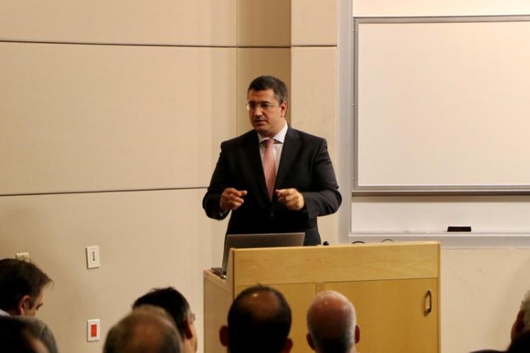 Ο Περιφερειάρχης Κεντρικής Μακεδονίας Απ. Τζιτζικώστας κεντρικός ομιλητής στο Stanford University της Καλιφόρνια