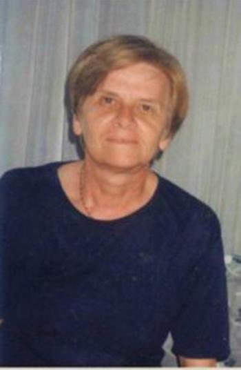 Σε ηλικία 71 ετών έφυγε από τη ζωή η ΕΛΙΣΣΑΒΕΤ ΧΡΥΣΟΣΤΟΜΙΔΟΥ