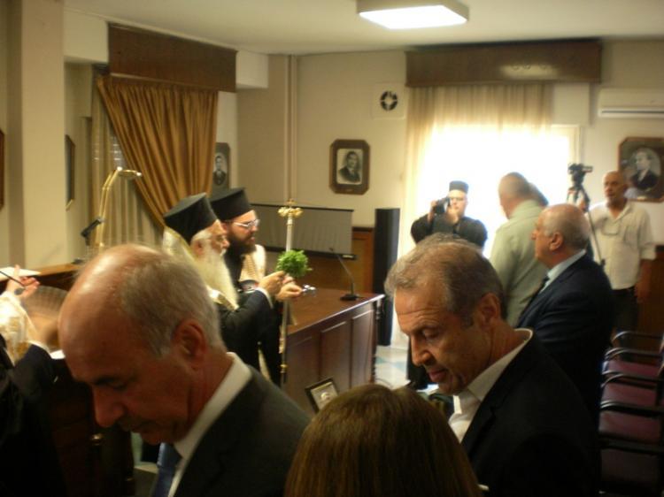 Ο Δικηγορικός Σύλλογος Βέροιας τίμησε τον προστάτη της Δικαιοσύνης Διονύσιο Αρεοπαγίτη
