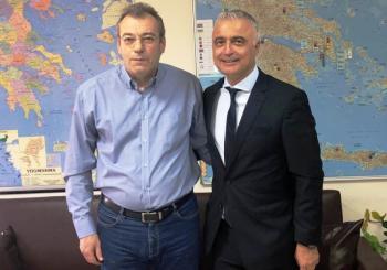 Λ. Τσαβδαρίδης : «Σημαντικά νέα επ' ωφελεία των πυροσβεστών μας»