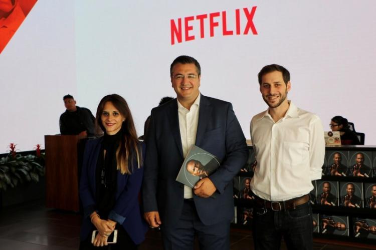 Συναντήσεις του Α. Τζιτζικώστα στο Hollywood με τους μεγαλύτερους κινηματογραφικούς και τηλεοπτικούς παραγωγούς
