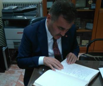Στη Νάουσα ο Δήμαρχος της Αργυρούπολης, συνοδευόμενος από μέλη του Σωματείου Επιχειρηματιών και Βιομηχάνων