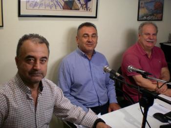 Τ. Χαλκίδης : «Πρέπει πάση θυσία να εξαιρεθεί η κομπόστα ροδάκινο από τον επιπλέον δασμό 25% που επέβαλλαν οι ΗΠΑ»