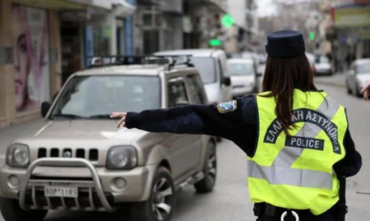 Περιοριστικά μέτρα κυκλοφορίας, κατά τον εορτασμό της 107ης Επετείου απελευθέρωσης της πόλης της Αλεξάνδρειας