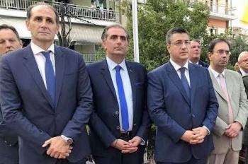Ο Απόστολος Βεσυρόπουλος θα εκπροσωπήσει την κυβέρνηση στα 107α ελευθέρια της Βέροιας!