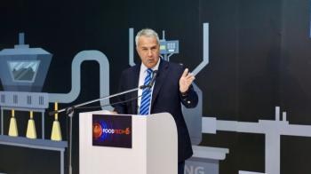 Τη νέα έκθεση Τροφίμων και Ποτών FOODTECH 2019 εγκαινίασε ο ΥΠΑΑΤ Μάκης Βορίδης
