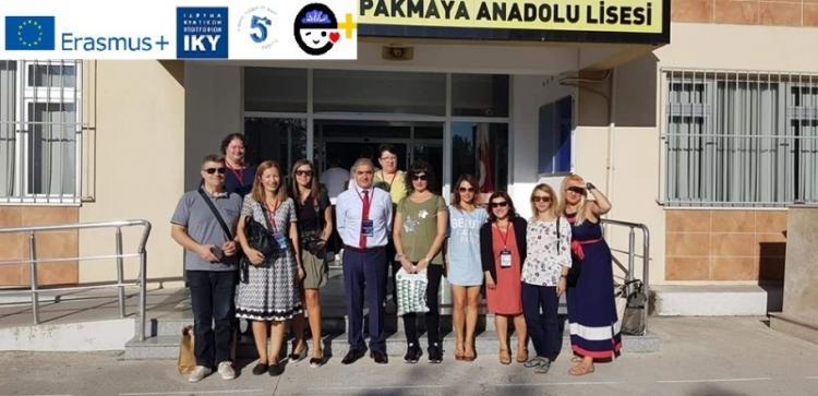 Επίσκεψη του 5ου ΓΕΛ Βέροιας στο Αδραμύττιο (Edremit) της Τουρκίας με το πρόγραμμα Erasmus+