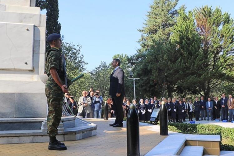 Α. Τζιτζικώστας : «Η ιστορικότητα, η μοναδικότητα και η ελληνικότητα της Μακεδονίας είναι αδιαπραγμάτευτες»