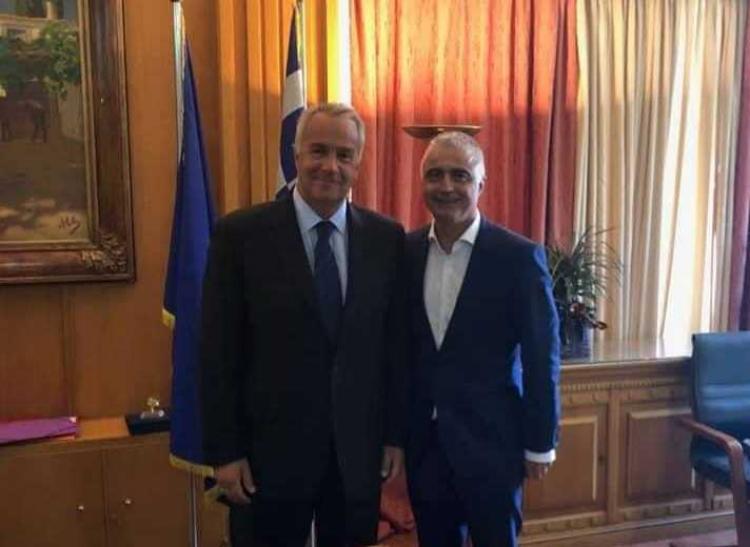 Λ. Τσαβδαρίδης : «SOS γα τους παραγωγούς επιτραπέζιου ροδακίνου»