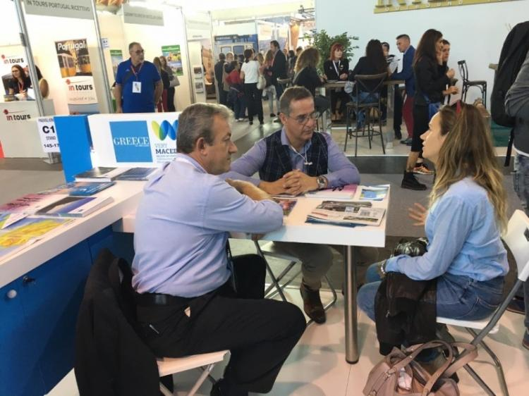 Συμμετοχή της Π.Κ.Μ. στη διεθνή τουριστική έκθεση «TTG TRAVEL EXPERIENCE 2019» στο Ρίμινι της Ιταλίας