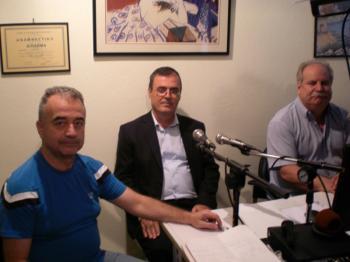 Θανάσης Δέλλας : «Η Γεωργία Μπατσαρά είναι αξιόπιστος εταίρος»