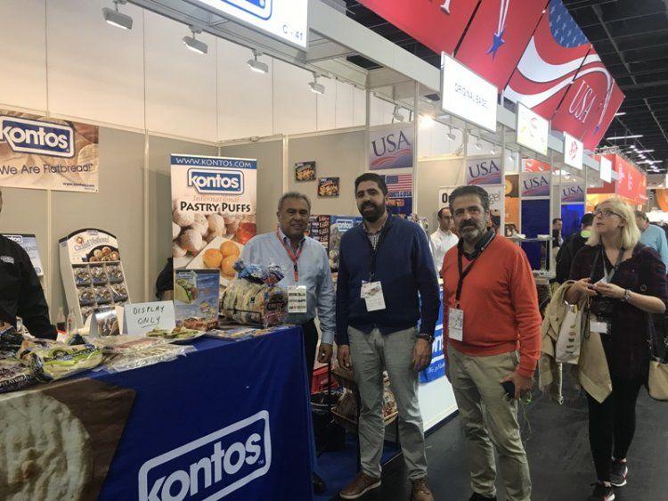 Ιδιαίτερα επιτυχημένη η συμμετοχή της ΠΚΜ στη διεθνή έκθεση τροφίμων και ποτών ANUGA 2017