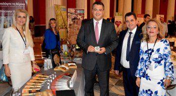 Εξαιρετική η 1η μέρα του τριήμερου Imathia Quality στην καρδιά των Αθηνών, το Ζάππειο Μέγαρο