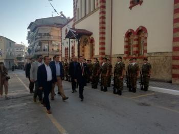Μήνυμα Δημάρχου Νάουσας Νικόλα Καρανικόλα για την 107η Επέτειο Απελευθέρωσης της πόλης από τον Τουρκικό ζυγό
