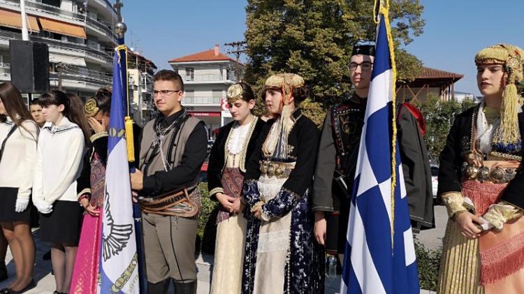 Εορτάστηκαν τα 107α ελευθέρια της Νάουσας