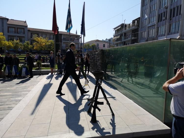 Με λαμπρότητα και φέτος ο εορτασμός της 107ης επετείου της Απελευθέρωσης της Βέροιας