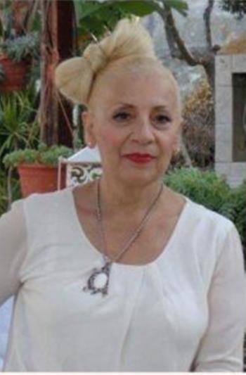 Σε ηλικία 63 ετών έφυγε από τη ζωή η ΕΥΦΡΟΣΥΝΗ ΑΣΙΚΙΔΟΥ