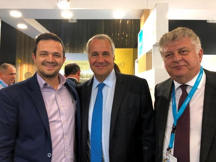 Η Περιφέρεια Κεντρικής Μακεδονίας στη διεθνή έκθεση τροφίμων και ποτών «ANUGA 2019» στην Κολωνία