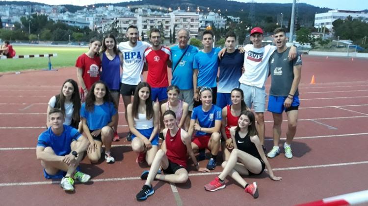 Ικανοποίησε η εμφάνιση των νεαρών δρομέων της Βέροιας στα 5000μ. του νυχτερινού ημιμαραθωνίου Θεσσαλονίκης