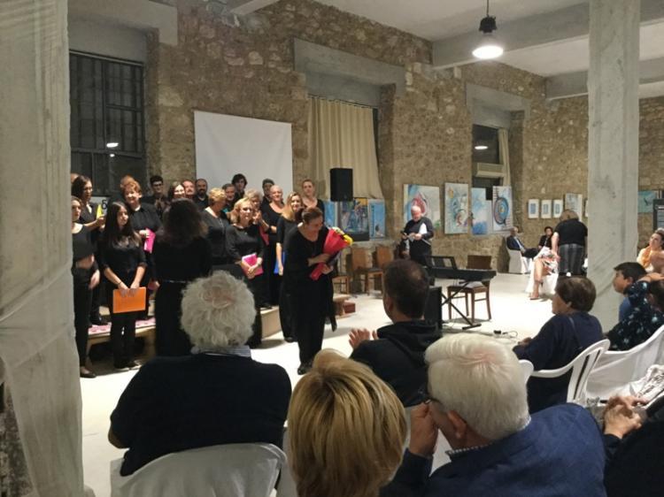 Συνάντηση Χορωδιών «Autumn leaves» : Μια ξεχωριστή καλλιτεχνική σύμπραξη για το φιλόμουσο κοινό της Βέροιας