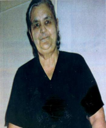 Σε ηλικία 85 ετών έφυγε από τη ζωή η ΒΑΣΙΛΕΙΑ Σ. ΣΑΛΚΑΜΗ