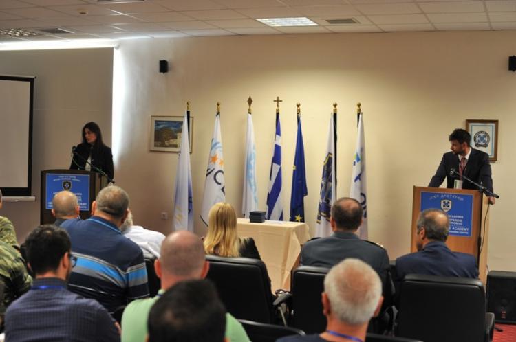 Ολοκληρώθηκε σεμινάριο της CEPOL με θέμα «Διαπραγματεύσεις σε καταστάσεις ομηρίας και επικοινωνία σε καταστάσεις κρίσης»