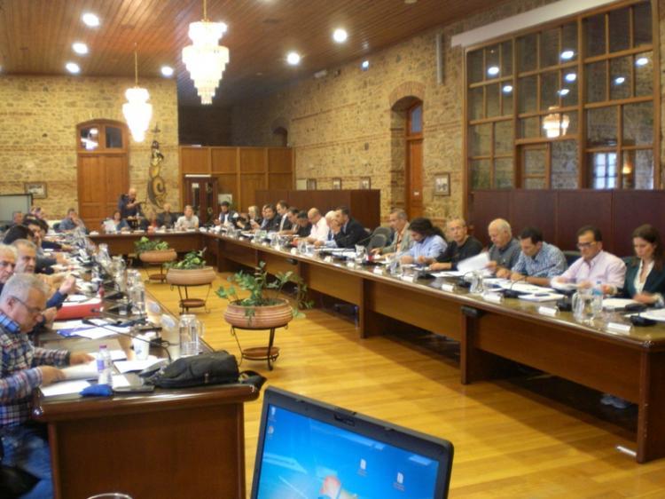 Ο Βιολογικός Καθαρισμός και πάλι «τάραξε τα νερά» στη συνεδρίαση του Δημοτικού Συμβουλίου Βέροιας