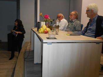 Παρουσιάστηκε το βιβλίο ''ΡΕΤΟΥΣ, Το τρυφερό χάδι του ψέματος'' στη Νάουσα 23/10/2019