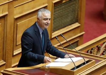 Η ομιλία του Λ.Τσαβδαρίδη στη Βουλή για το σχέδιο νόμου