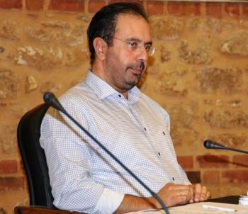 Υποψήφιος σύμβουλος για την ΠΕΔ Κεντρικής Μακεδονίας ο Κώστας Βοργιαζίδης