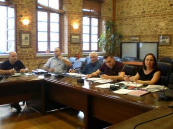 Με ένα μόνο θέμα ημερήσιας διάταξης συνεδριάζει την Πέμπτη η Δημοτική Κοινότητα Βέροιας