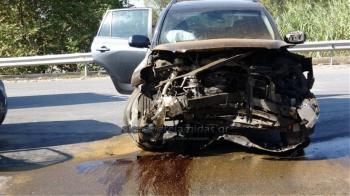 Τροχαίο με μία νεκροί και τραυματίες στην επαρχιακή οδό Γιαννιτσών-Αλεξάνδρειας