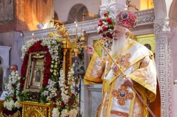 Μνημόσυνο για τα θύματα της Γενοκτονίας στον Άγιο Δημήτριο Θεσσαλονίκης