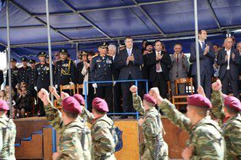 Μήνυμα συνεργασίας, συνεννόησης και ενότητας έστειλε ο περιφερειάρχης Κ.Μακεδονίας Απ.Τζιτζικώστας από τη Βέροια