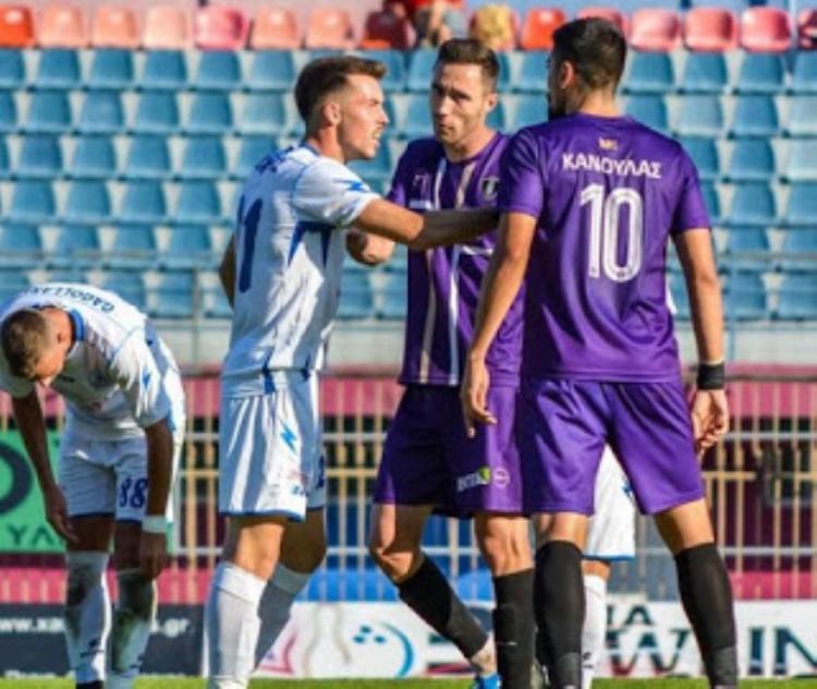 Football League : Δεύτερο στη σειρά στραβοπάτημα