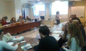 Συμμετοχή του Κέντρου Συμβ. Υποστήριξης Γυναικών Δ.Βέροιας σε επιμορφωτικό-εκπαιδευτικό πρόγραμμα