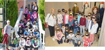 Μαθητές του 1ου Δημοτικού Σχολείου Μακροχωρίου επισκέφτηκαν το Βλαχογιάννειο μουσείο