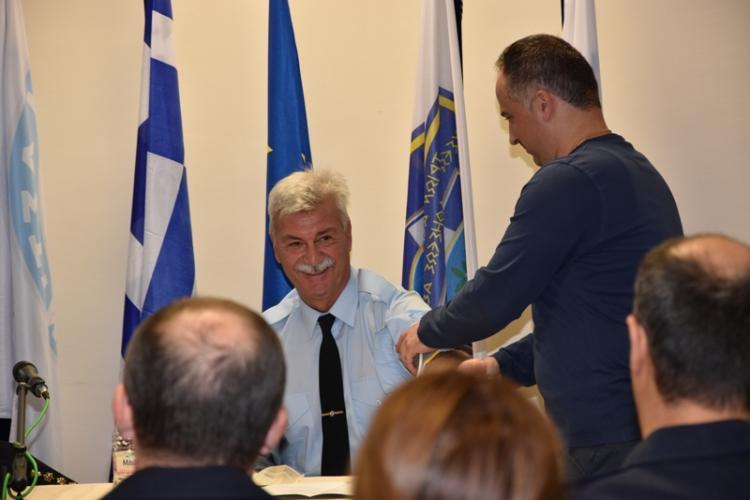 Ενημερωτική δράση της 8ης ΤΟΜΥ Δ. Βέροιας για το προσωπικό της Ελληνικής Αστυνομίας