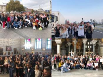 Εκδρομή στην Κωνσταντινούπολη πραγματοποίησε ο Πολιτιστικός Σύλλογος Κουμαριάς «Η ΝΤΟΛΙΑΝΗ»