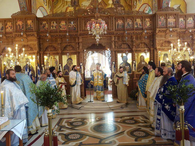 Η Νάουσα γιόρτασε με λαμπρότητα τα 105α Ελευθέριά της, την Τρίτη 17 Οκτωβρίου