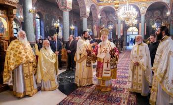 Η εορτή των Αγίων Αναργύρων Κοσμά και Δαμιανού στην Ιερά Μητρόπολη Βεροίας