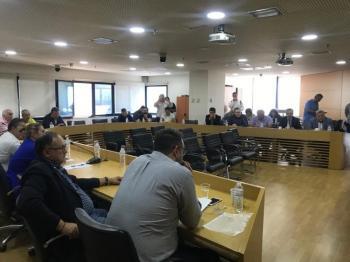ΠΕΔ – ΚΜ: Σύσκεψη του Γραμματέα Πολιτικής Προστασίας, Νίκου Χαρδαλιά με τους 38 Δημάρχους της Κεντρικής Μακεδονίας